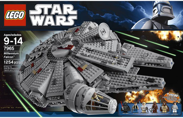 LEGO Star Wars Millennium Falcon Review: Smart Toy for Your Kids