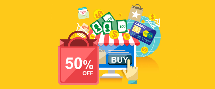 Top 5 Coupon Code Websites – Great Place to Find Online Coupons