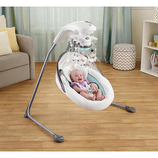 Soothe the Baby with Fisher-Price Moonlight Meadow