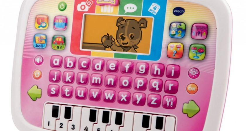 Kids Gadget: VTech Little Apps Tablet Review