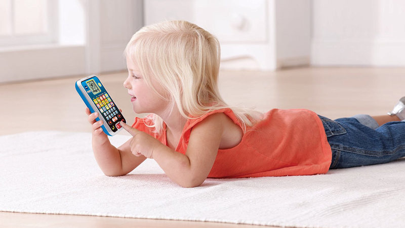 VTech Call and Chat Learning Phone: Best Smartphone for Your Child